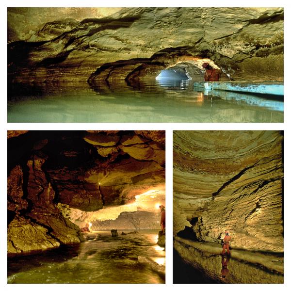La Beaume Robert et sa rivière souterraine...