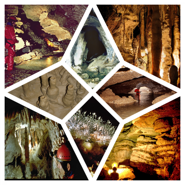 Divers images de la grotte...
