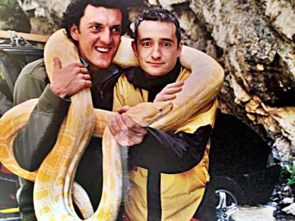 Serpent cou 1